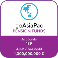 goAsiaPac Pension Funds