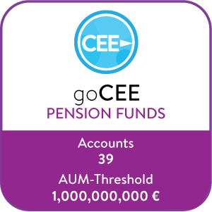 goCEE Pension Funds