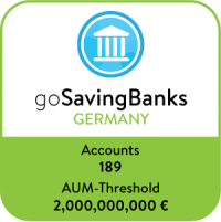 goSavingBanks Germany